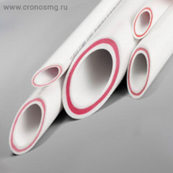Трубы армированные стекловолокном для отопления