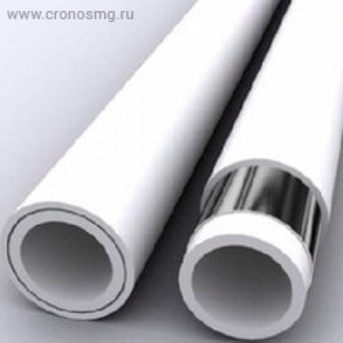 Трубы армированные алюминием для отопления