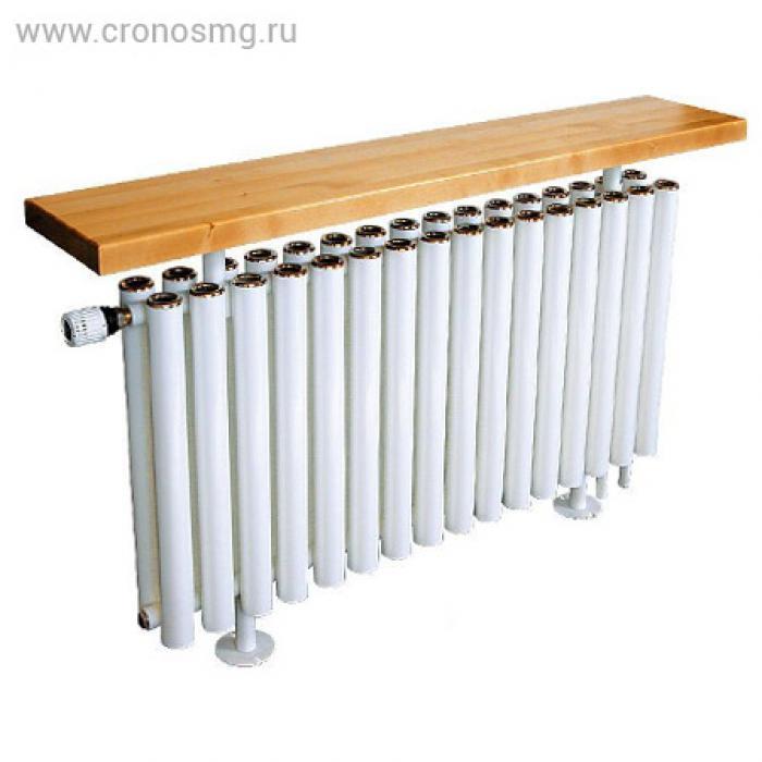 Радиатор-скамейка Завалинка Гармония