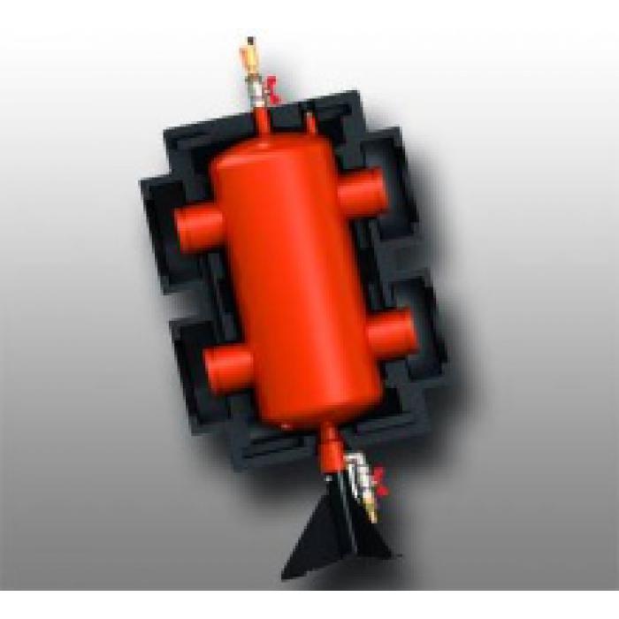 Многофункциональные устройства (гидрострелки) с соединением Victaulic