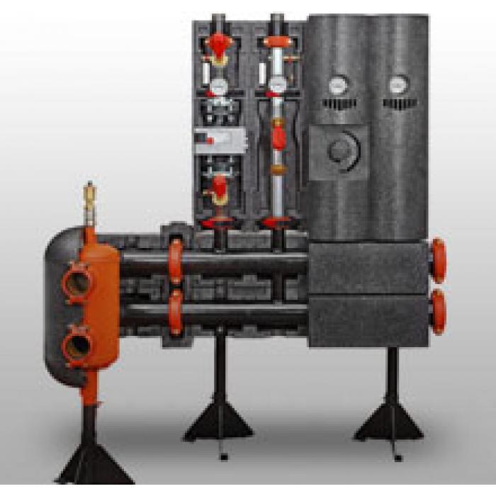 Модульные системы для котельных до 2,8 МВт Victaulic