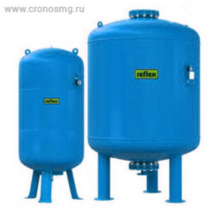 Баки REFIX для систем водоснабжения