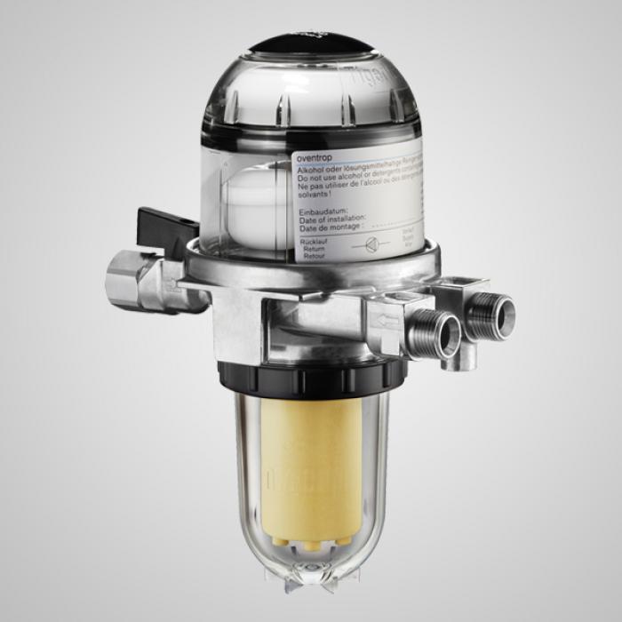 Воздухоотводчики, фильтры для жидкого топлива