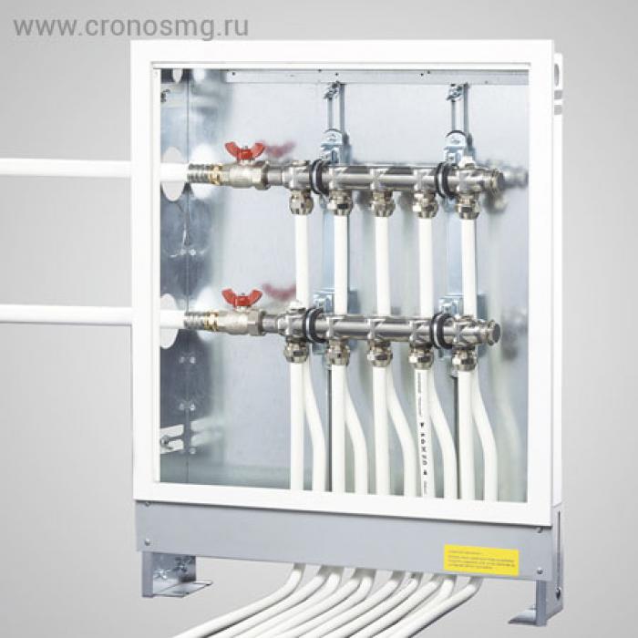 Распределительные гребенки для отопления и водоснабжения