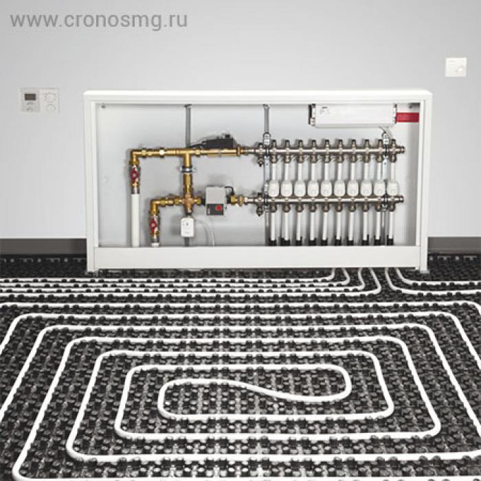 Панельное отопление и охлаждение «Cofloor»