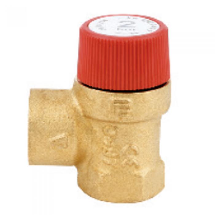 Предохранительные клапаны и редукторы давления PINTOSSI