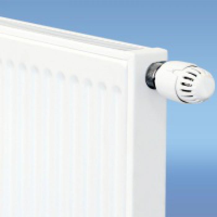 Радиаторы с нижним подключением серии VENTIL