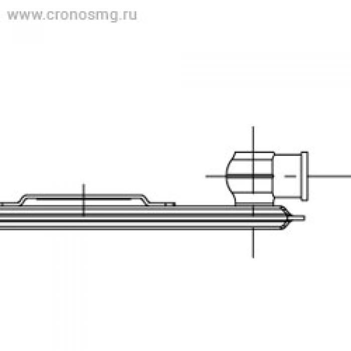 KORADO RADIK VK нижнее подключениe Тип 10