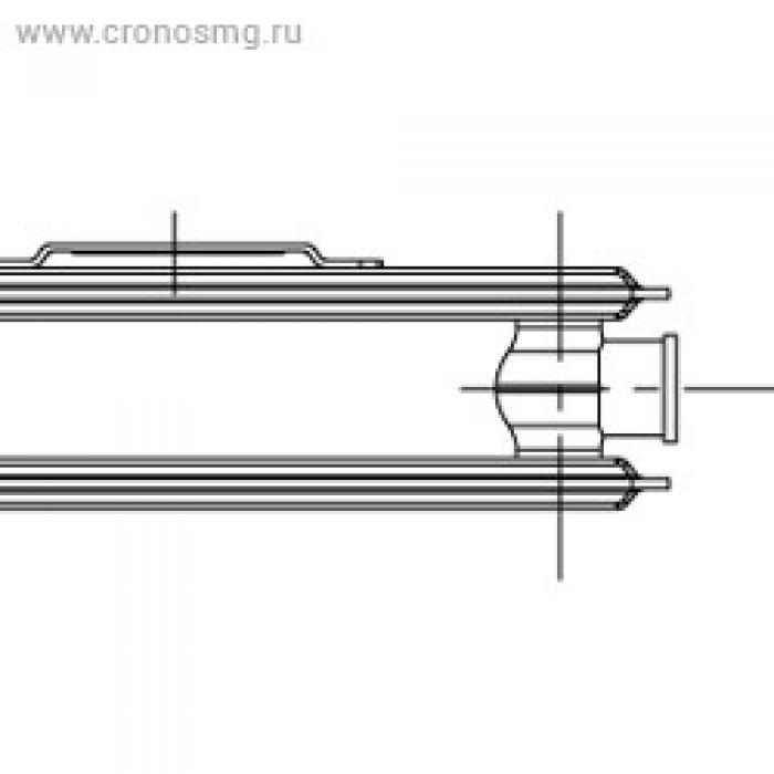 KORADO RADIK KLASIK боковое подключениe Тип 20