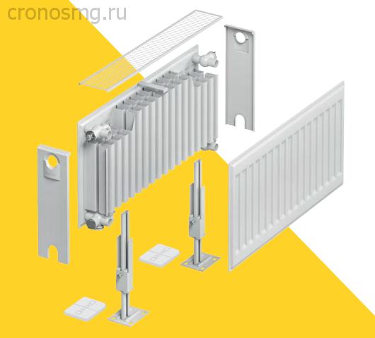 Стальные панельные радиаторы ELSEN