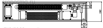 EKQ.190.90, EKQ.190.110, EKQ.190.150, вид сверху