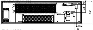 EKQ.240.75 вид сверху