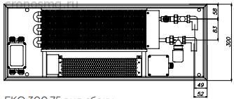 EKQ.300.75 вид сверху