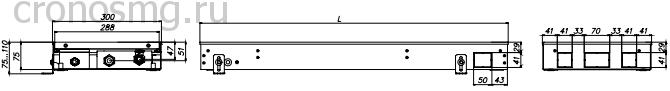 EKQ.300.75 вид сбоку