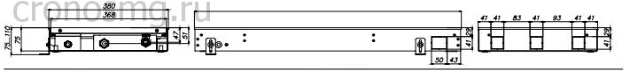 EKQ.380.75 вид сбоку