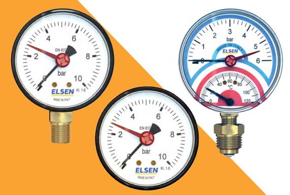 Контрольно измерительные приборы Elsen