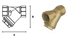 Косой фильтр механической очистки ELSEN